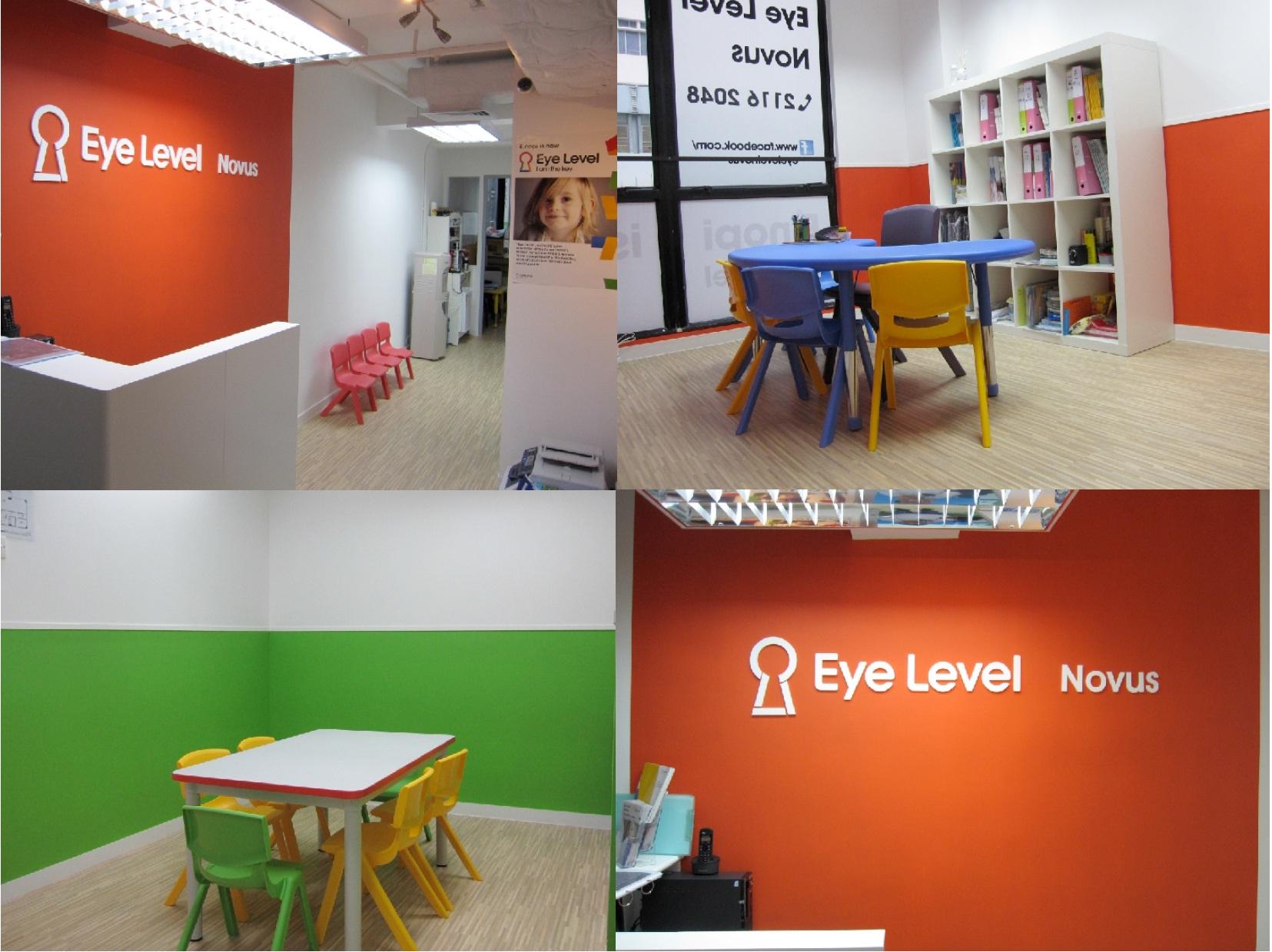 New Center-Eye Level Novus | Eye Level Global English