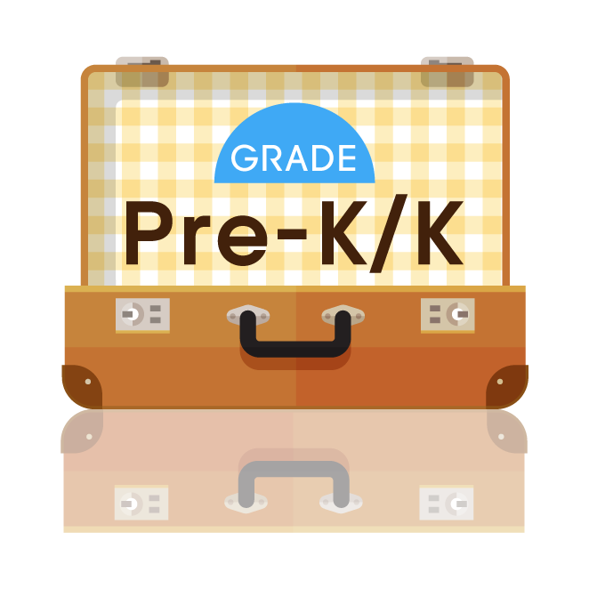 PreK+K